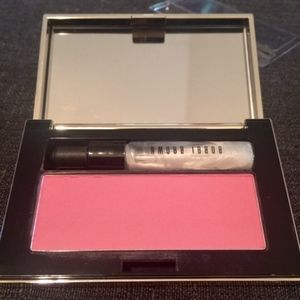 Bobbi Brown Glow to Go Blush & Illuminate